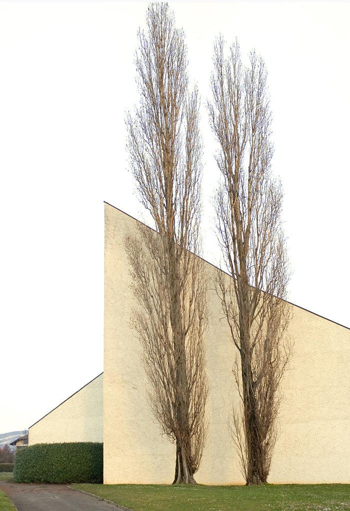Chapelle catholique St-Jean-Baptiste, Perly-Certoux GE