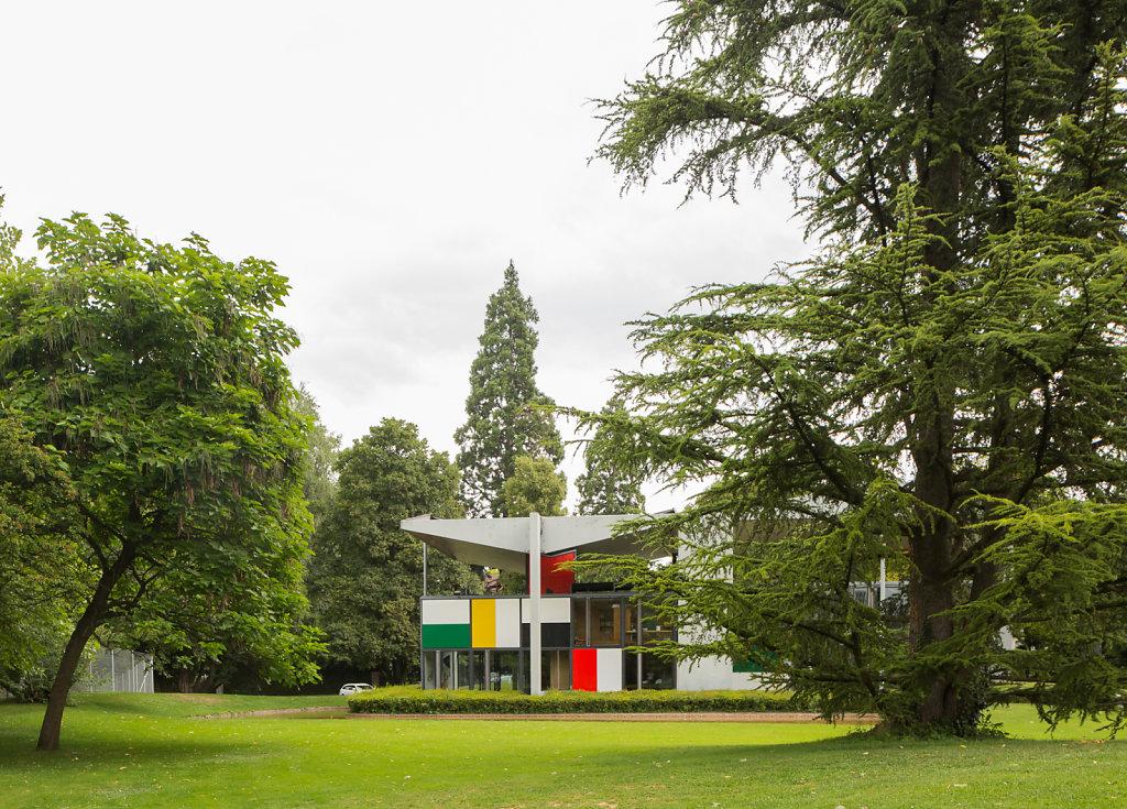 Corbusier-Pavillon, Zürich