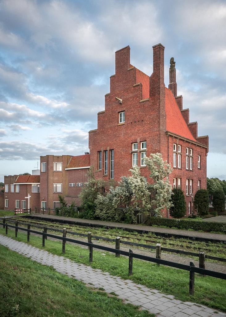 Rathaus Medemblik, Niederlande