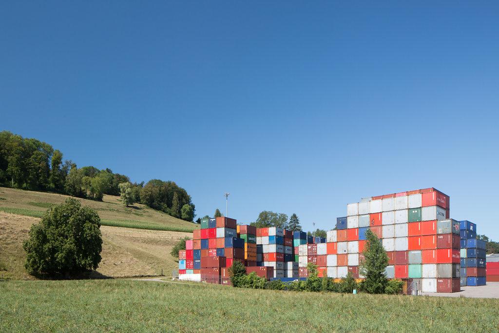 Containerlager Liestal