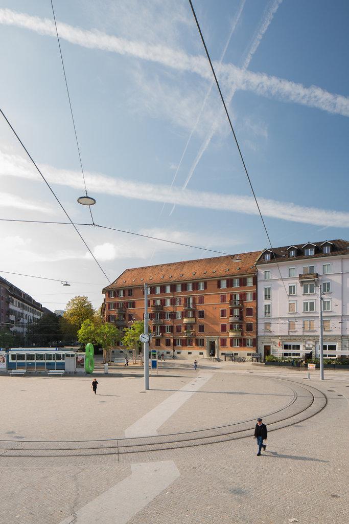 Hardplatz Zürich